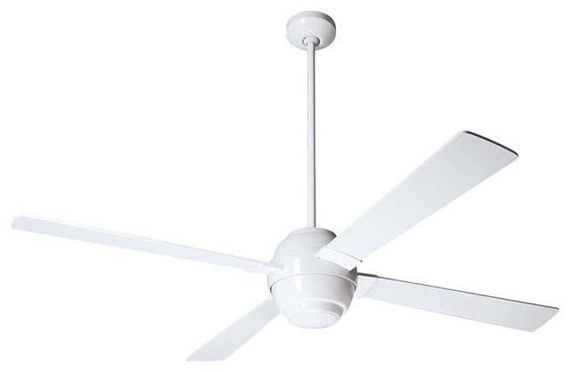 46 modern fan gusto white ceiling fan contemporary for White contemporary ceiling fans with lights