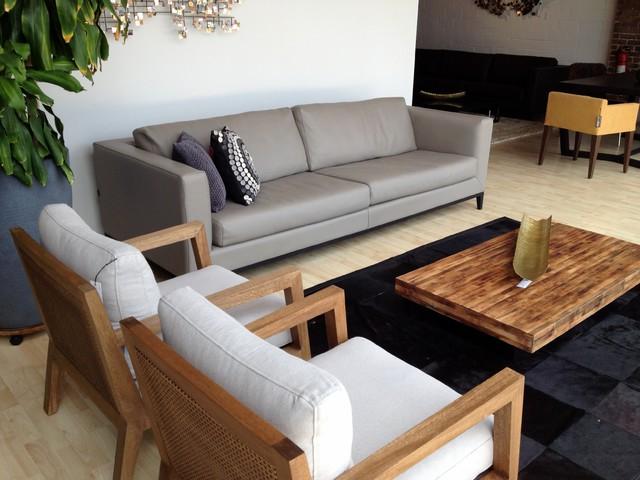 zientte houston contemporary sofas