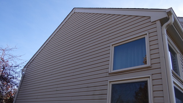 Fiber Cement Siding Naperville Traditional Exterior Chicago By Smardb