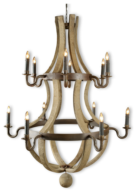 French Country Chandelier Lighting
