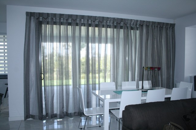 Sheer Curtains Traditional Brisbane By Aesthetic