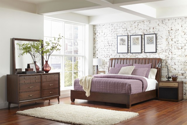 modern harmony bedroom midcentury bedroom miami by el dorado furniture. Black Bedroom Furniture Sets. Home Design Ideas