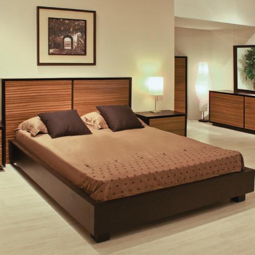 murano platform bed modern divan beds. Black Bedroom Furniture Sets. Home Design Ideas