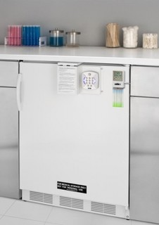 """FF7BILAB 24"""" 5.5 cu.ft Compact Medical Refrigerator Commercially ..."""