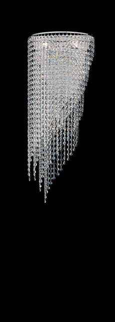 Swarovski crystal chandelier and lights elements - Modern - Wall Sconces - other metro - by ...