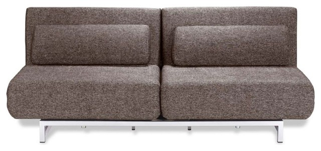 Canap convertible et modulable design archie 2 places for Banquette canape modulable