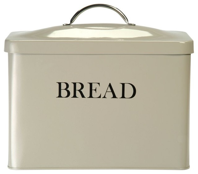 Garden Trading Bread Bin, Clay - Contemporary - Bread ...