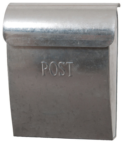Metal Post Box Industrial Letter Boxes By Cox Amp Cox