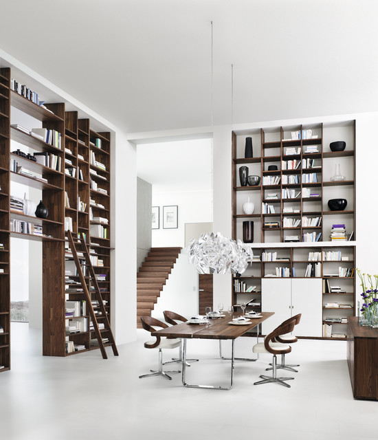 Cubus bookcase modern bookcases london by wharfside - Modern bookshelf plans ...