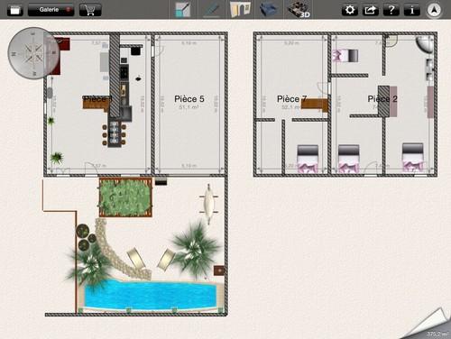 Besoin d 39 id e pour notre suite parentale for Suite parentale avec salle de bain 3d