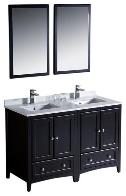 chrome bathroom vanity