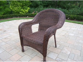 living resin wicker patio dining chair coffee modern garden
