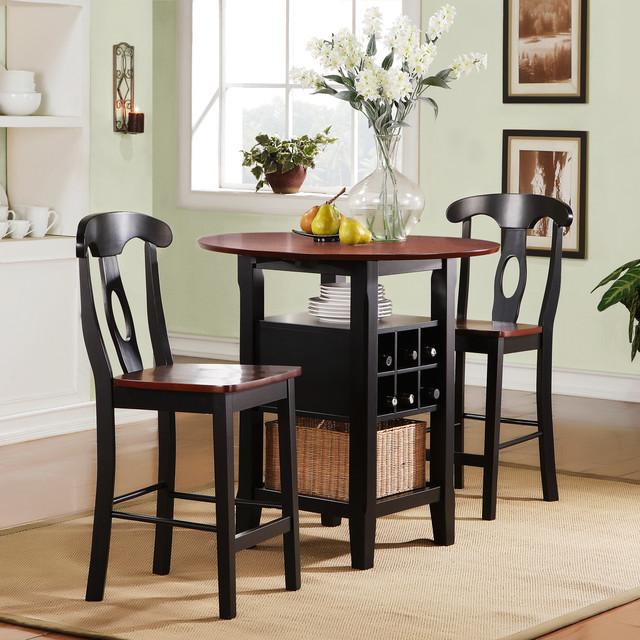 indoor bistro tables