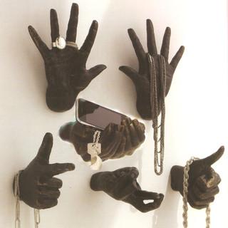 Hand Wall Sculptures Eclectic Wall Sculptures