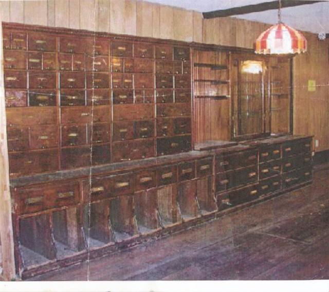 Vintage Display Cabinets 53