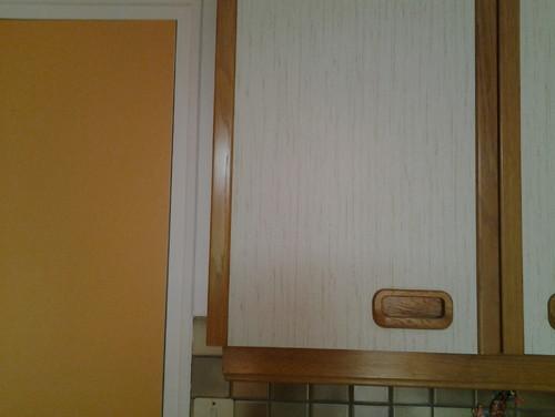 relooker placards cuisine. Black Bedroom Furniture Sets. Home Design Ideas
