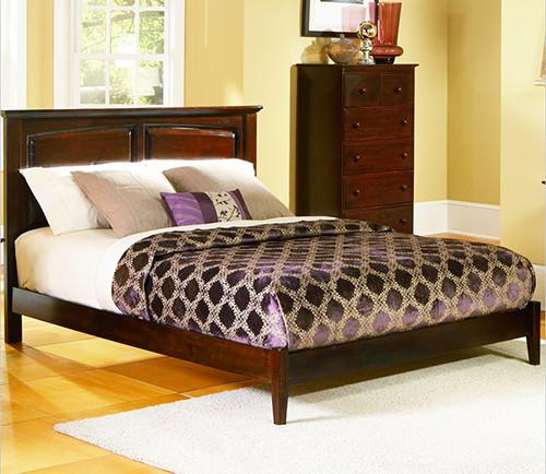 footrail antique walnut bedroom set contemporary bedroom furniture