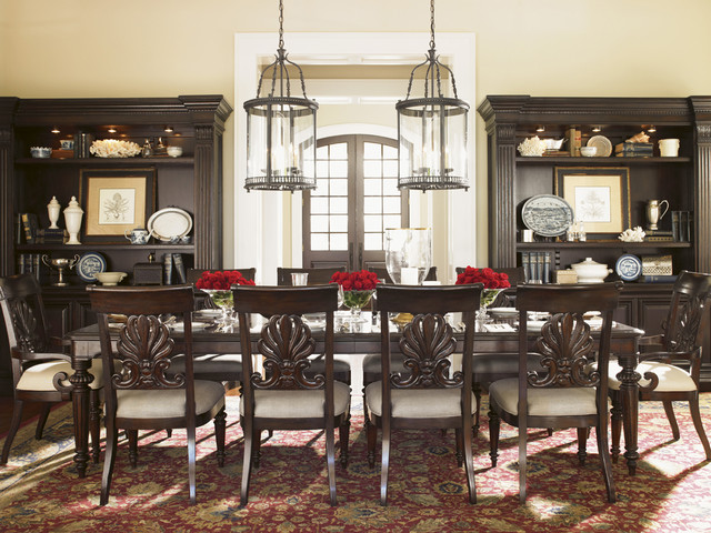 tommy bahama island traditions dining collection dining room
