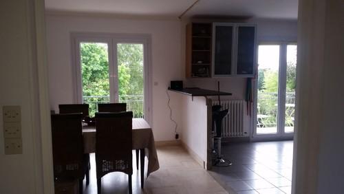 Ouverture entre cuisine et salon maison design for Ouverture cuisine salon
