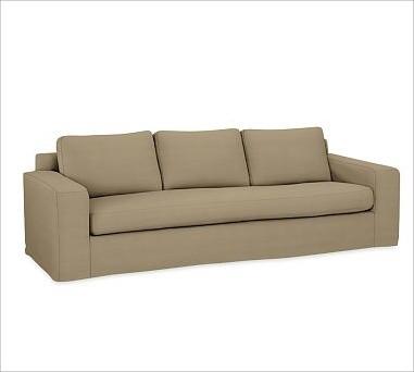 Solano Slipcovered Grand Sofa Down Blend Wrap Box