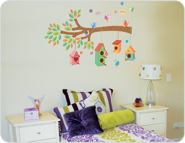 Catchy Collections of Wall Decor For Kids - Fabulous Homes ...