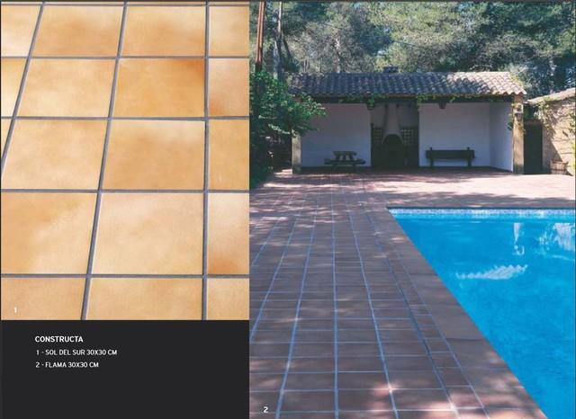 Gres catalan mediterr neo baldosas y azulejos para - Azulejos y suelos ...