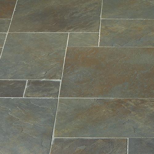 """Kitchen Floor """"Brazilian Green"""" Porcelain Tile?"""
