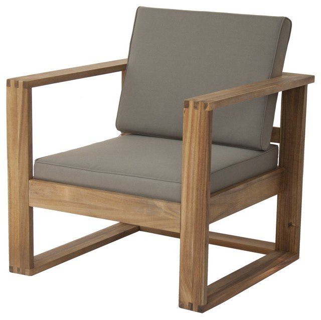 paname fauteuil de jardin en acacia contemporain fauteuil de jardin par alin a mobilier d co. Black Bedroom Furniture Sets. Home Design Ideas