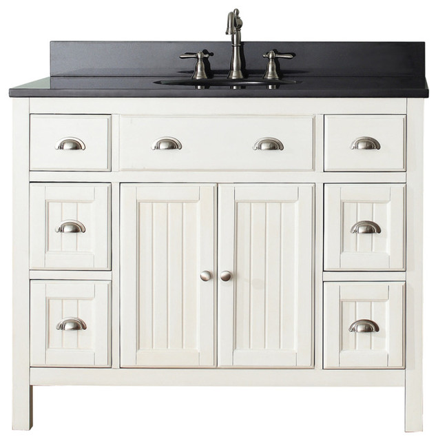 Avanity Hamilton 42 In Vanity Combo Traditional Bathroom