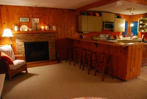 Decorating Ideas With Knotty Pine Walls