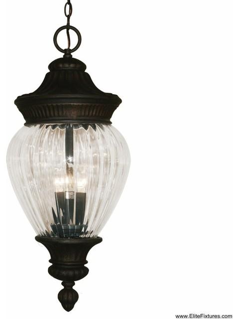 Z lite 1176ch bg devonshire 3 light outdoor pendant for Devonshire home design garden city ny