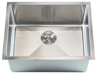 ... Single Bowl Bar Sink - Contemporary - Kitchen Sinks - by eModern Decor