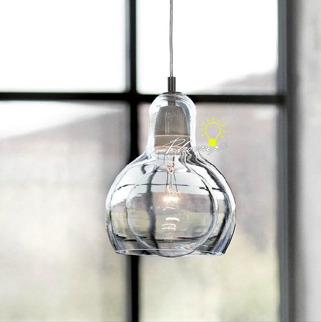 Bulb Pendant Lighting