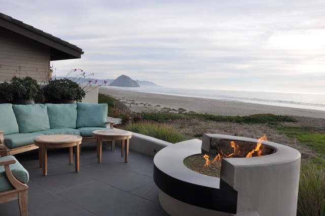 Modern beach vision san luis obispo di jeffrey gordon for Beach house design jeffrey strnad