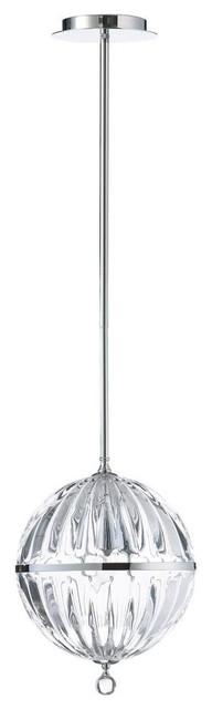 cyan lighting 04206 janus one light small globe pendant. Black Bedroom Furniture Sets. Home Design Ideas