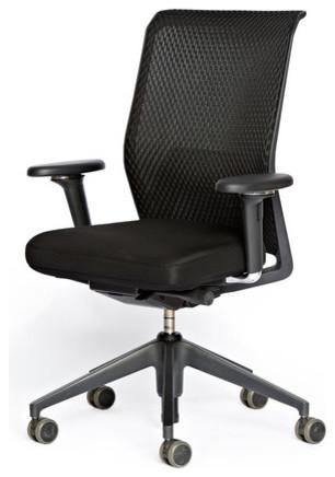 Id mesh contempor neo sillas de oficina de minimum for Minimum gmbh