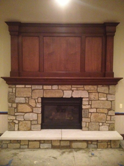 Indoor fireplaces for Indoor fireplace design