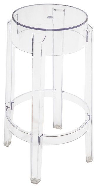 Counter Height Acrylic Stools : Acrylic Bar Stool (Counter Height), Clear - Bar Stools And Counter ...