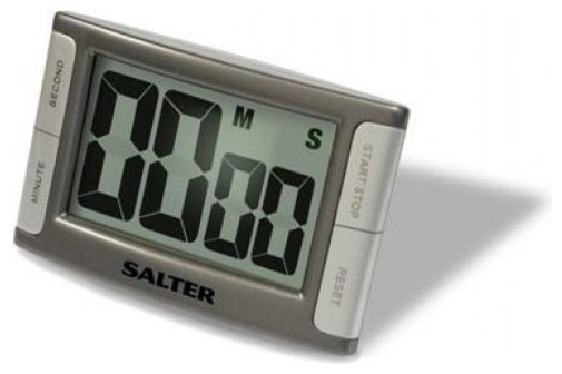 Salter Contour Timer Contemporary Kitchen Timers By Robert Dyas