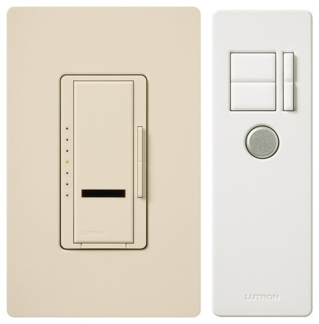 Logitech Harmony One remote and Lutron Maestro IR dimmer