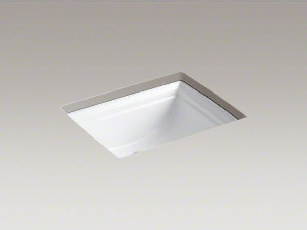 Kohler Undermount Bathroom Sinks : ... undermount bathroom sink - Contemporary - Bathroom Sinks - by Kohler