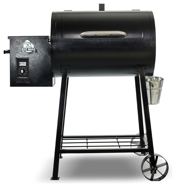 Pit boss pellet grill contemporary outdoor grills by for Pit boss pellet grill