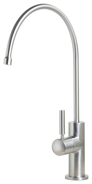 Alfi Solid Brushed Stainless Steel Drinking Water Dispenser Modern Kitche