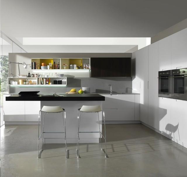 Italian style kitchen for Modern italian style kitchen