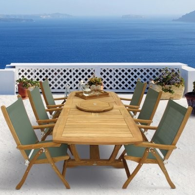 Dining Set - Seats 6 modern-patio-furniture-and-outdoor-furniture
