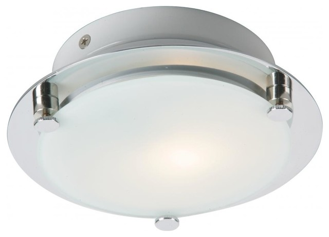 Wall Mounted Ceiling Lights : Piccolo 1-Light Flush/Wall Mount - Contemporary - Flush-mount Ceiling Lighting - by We Got Lites