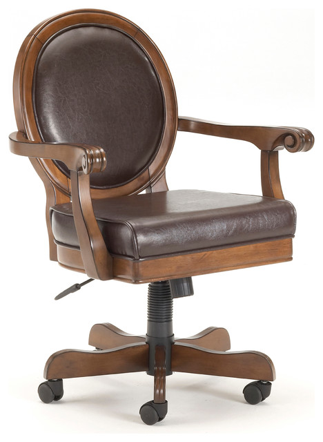 traditional desk chairs 1
