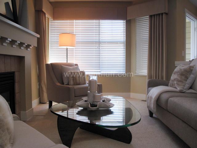 2991 Surrey Re Design Contemporary Living Room Vancouver By Flff Designs amp Decor