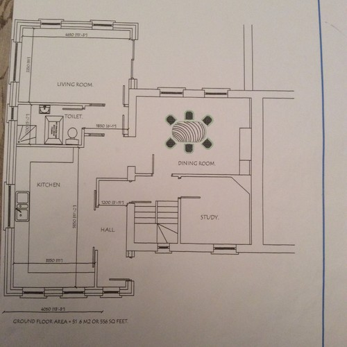 Downstairs Extension Layout
