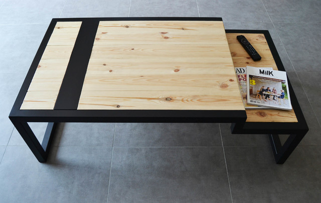 Table basse sans nom - Table basse design solde ...